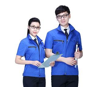 成都北京工作服厂家